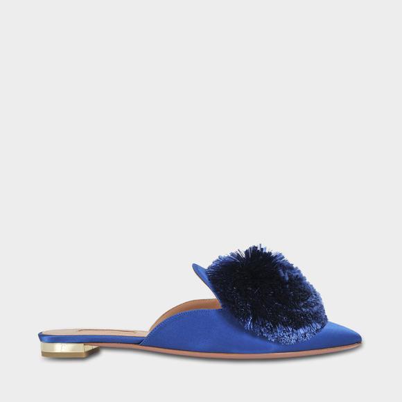 Powder Puff 平底鞋