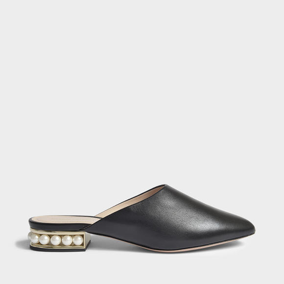 CASATI 18mm 珍珠饰女式拖鞋