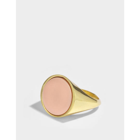 PINKY MONOCHROME RING