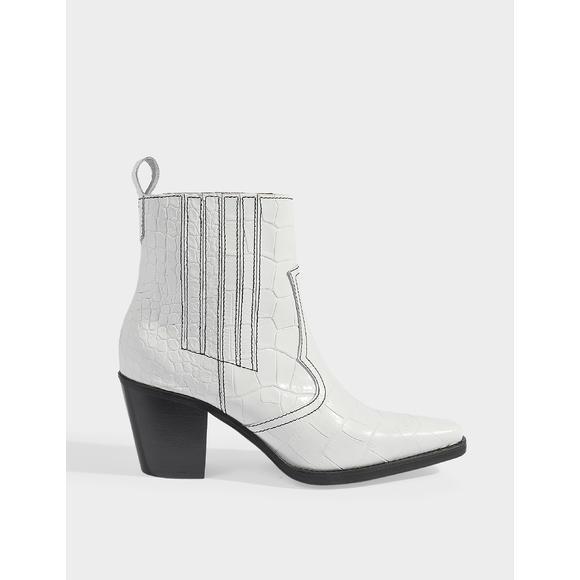 Callie Western 女士短靴