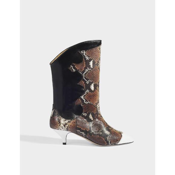 Zoey Western 女士长靴