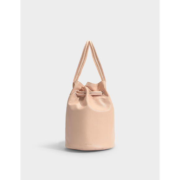 Drawstring 女士手提包