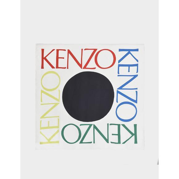 Kenzo 女士丝巾