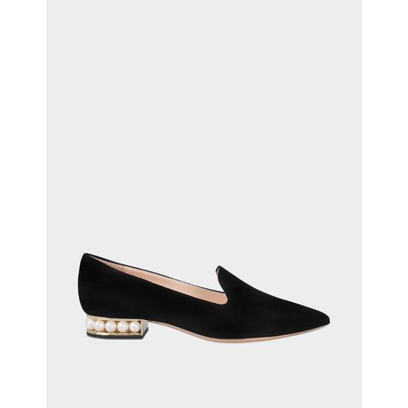 18mm Casati 珍珠乐福鞋