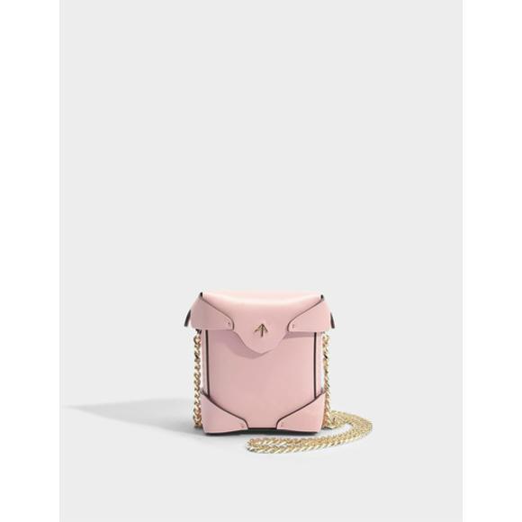 Pristine 小牛皮mini包袋