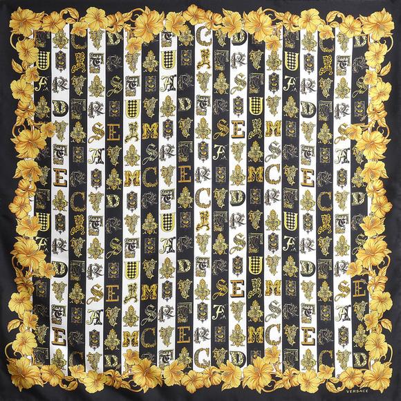 90x90 丝绸丝巾